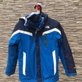 TNF kids ski jacket