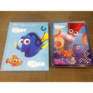Best Deal! DISNEY PIXAR 'Finding Dory/Nemo' Hard Cover Book + 'Finding Dory' Special Tin Box Set