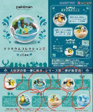Pokemon生態球
