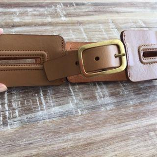 Beautiful Designer (DVF) Ladies Leather Waist Belt for sale!!