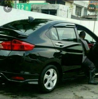 Honda city rental