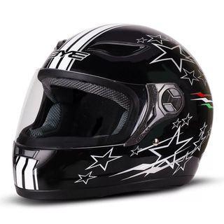 [NEW] Full Face Helmet - Glossy Black