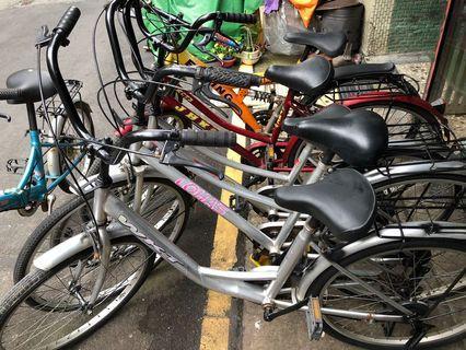 台北市二手腳踏車二手淑女車中古自行車
