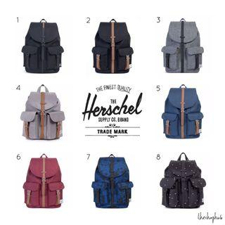 *CHEAPEST AUTHENTIC* Herschel Dawson Backpack