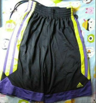 ADIDAS 籃球褲Size S