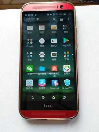 HTC ONE M8(自售)