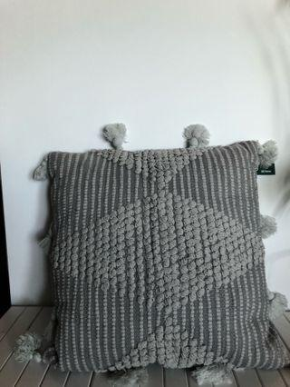 Grey Urban Outfitters Pillow