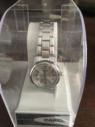 Watch woman Casio Ori(still under 7month warrenty)