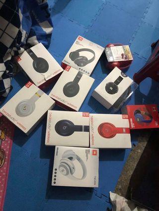 beats/JBL bluetoothheadphone(500 each)