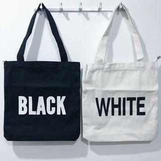 Canvas Totebags