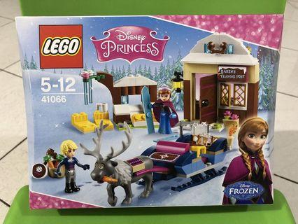 LEGO # 41066 Princess Anna & Kristoff's Sleigh Adventure