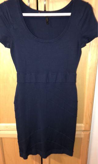 BCBG size med bandage dress
