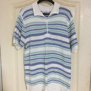 🚚 Vintage knitted polo