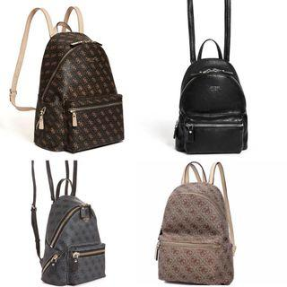 AUTHENTIC GUESS MINI BACKPACK