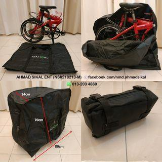 Folding Bike Storage/Travel Bag Compatible 406  and 451