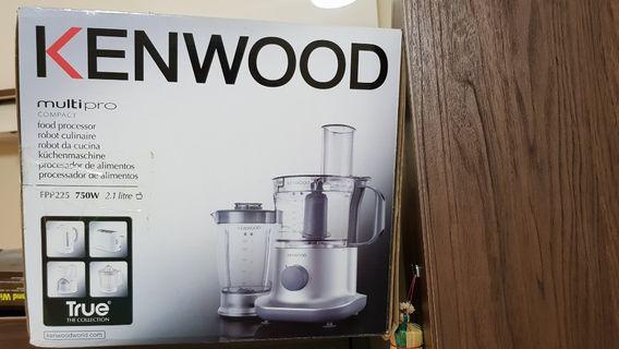 Kenwood Multipro Food Processor