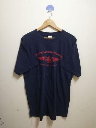 vintage DASHBOARD CONFESSIONAL band t shirt