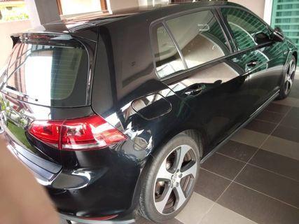 Volkswagen Golf GTi 2. 0 mk7