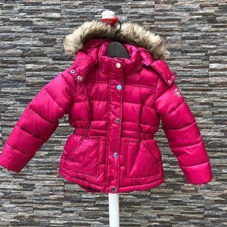 Michael Kors kids winter down jacket
