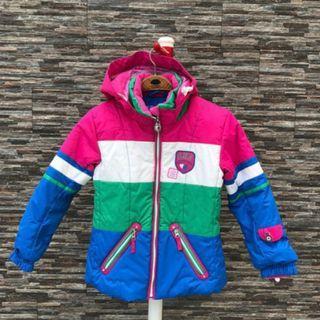 Obermeyer kids winter jacket