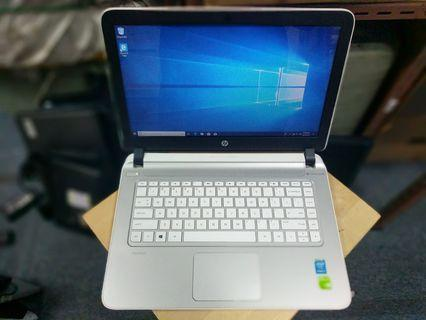 Pre-owned stylish HP home entertainment laptop