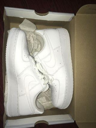 BRAND NEW AIR FORCE 1s