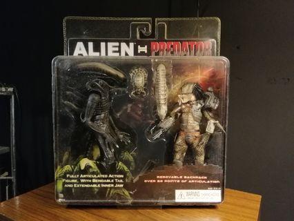 Neca alien vs predator