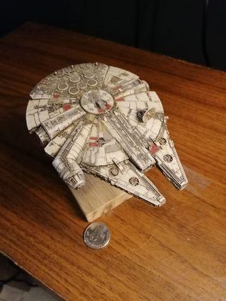 Millennium falcon starwars