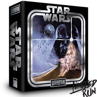 Limited Run Premium Edition Star Wars GameBoy