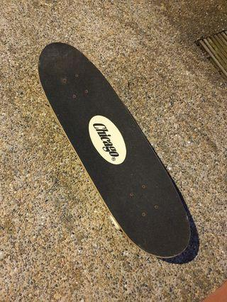 28 inch Chicago Skateboard