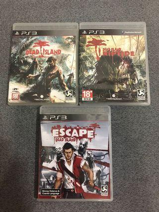 Dead Island PS3 (Bundle)