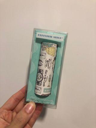 日本 FITS 迪士尼香水棒/膏 美女與野獸THANKS款