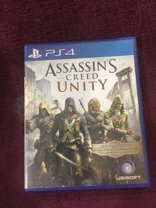 Assassin's Creed Unity - special edition, code unredeemed