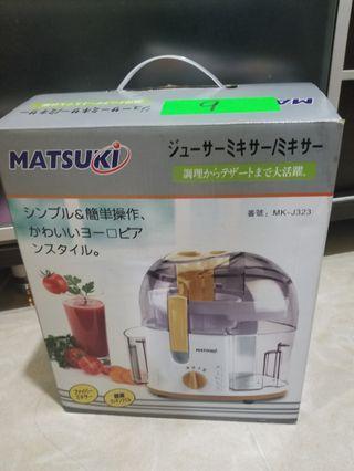 電動榨汁機