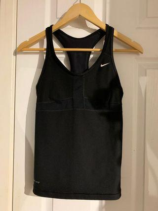 Nike Dri-Fit Tank with built in bra