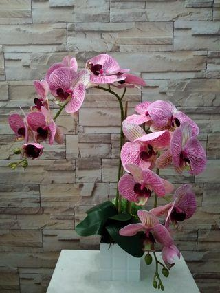 Artificial Flowers (orchid)