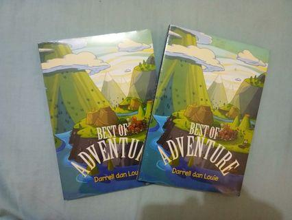 Best of Adventure by Darrel and Louie