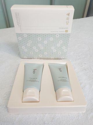 Faceshop Yehwadam Deep moisturizing cleansing kit