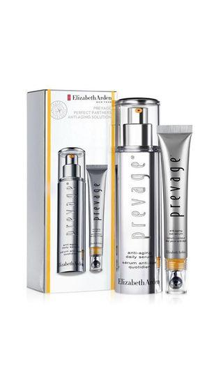 Elizabeth Arden Perfect Partners set anti aging daily serum eye serum