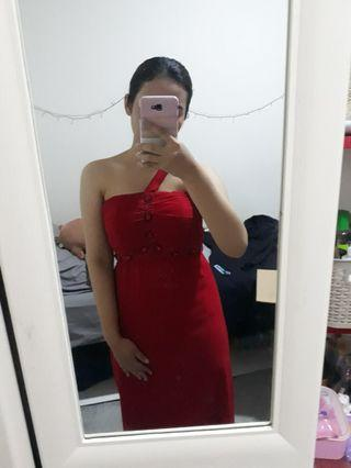 Red Dress to Prom