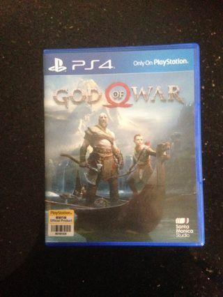 🚚 God Of War for Ps4
