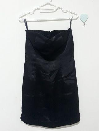 Sexy Black Dress HK