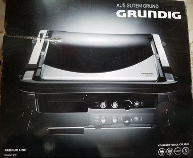 GRUNDIG 雙面烤爐 CG 5040