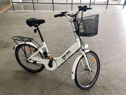 Zebra Eco Electric Bike LTA Approved