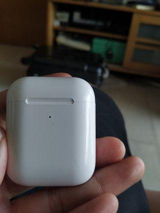 Airpods touch