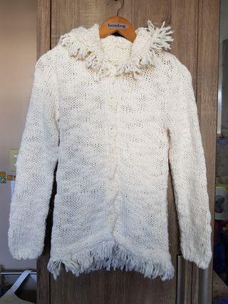 Winter cardigan