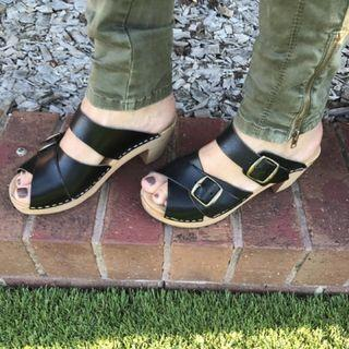 Funkis clogs - size 37