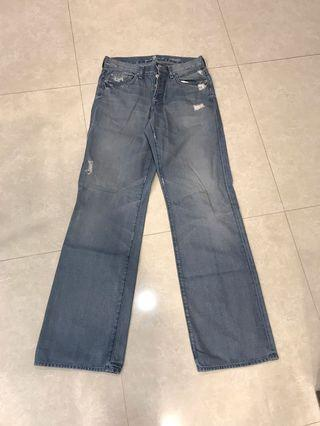 🚚 Authentic 7 for all Mankind Jeans