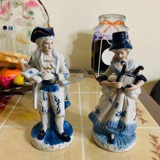陶瓷音樂擺飾(不拆賣)