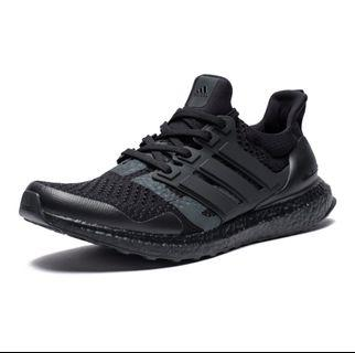 Undefeated x Adidas Ultraboost Black